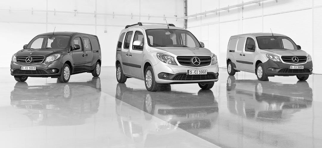 Kalle fährt jetzt Mercedes … Benz Citan