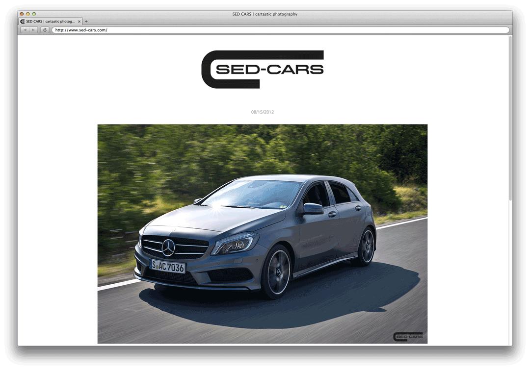 In eigener Sache: sed-cars.com