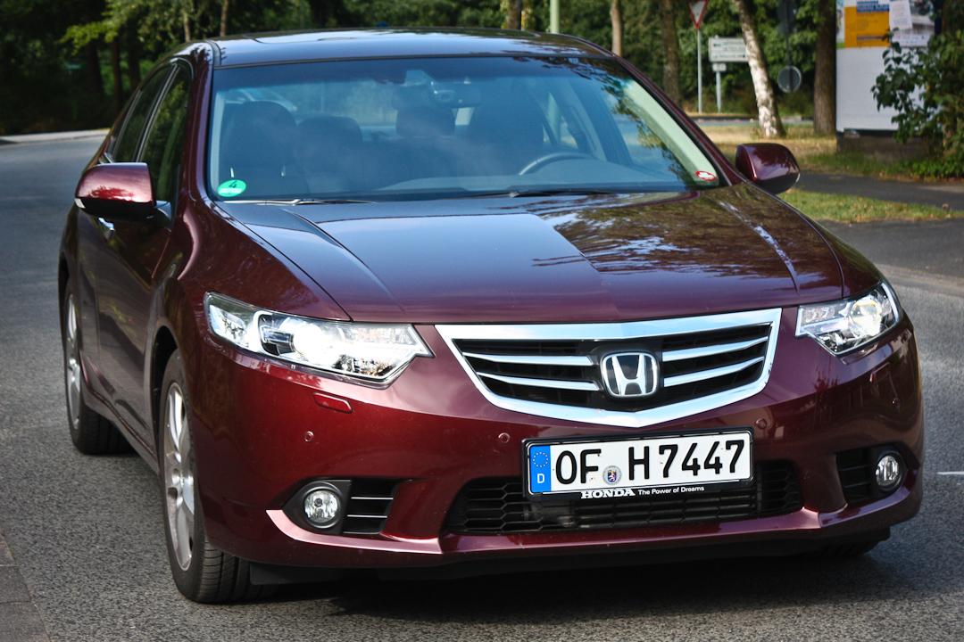 Kurz gefahren: Honda Accord 2.2 i-DTEC