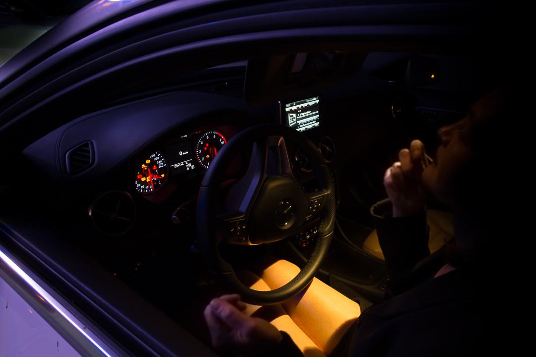 2012 mercedes benz a250 w176 auto geil for Exterieur licht und sichtpaket