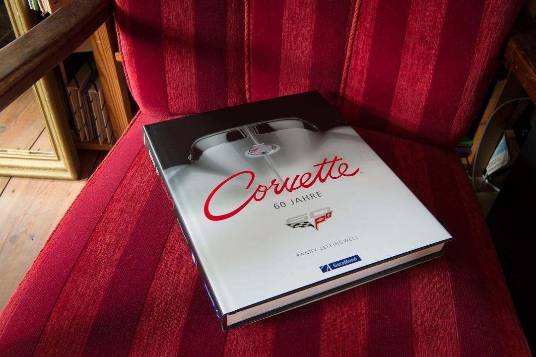 """Weihnachtsgeschenk für den Corvette-Fan: """"Corvette: 60 Jahre"""""""