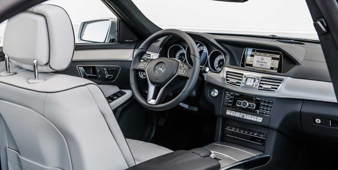 2013 die neue mercedes benz e klasse w212 und das for Interieur neue a klasse