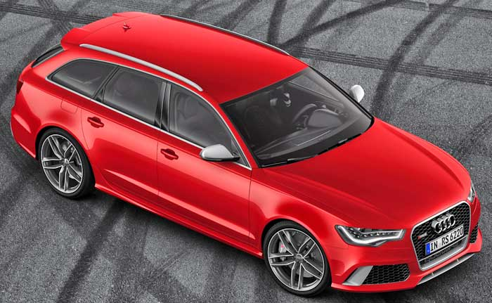 2013-Audi-rs6-rot-red-front