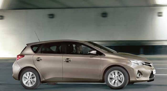 Der neue Toyota Auris 2013