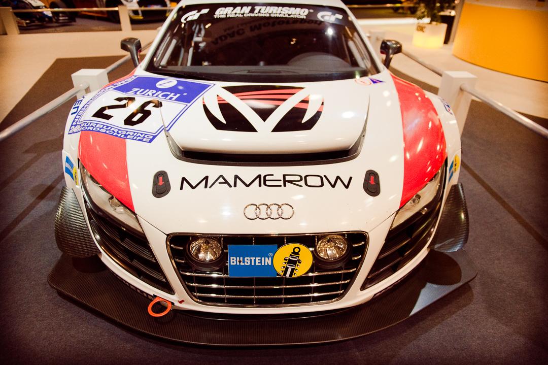 Der neue Audi R8 mit Audi ultra Leichtbautechnologie