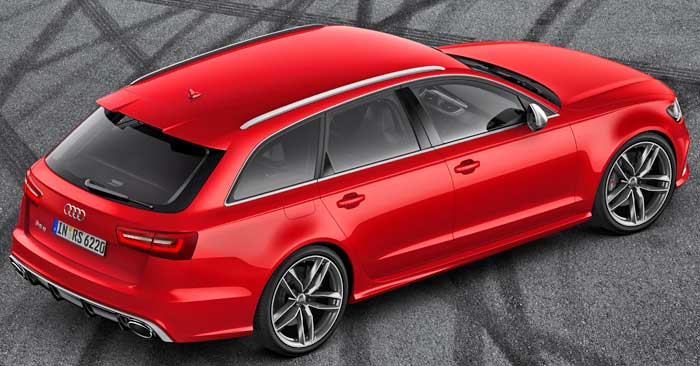 2013-Audi-rs6-rot-red-back