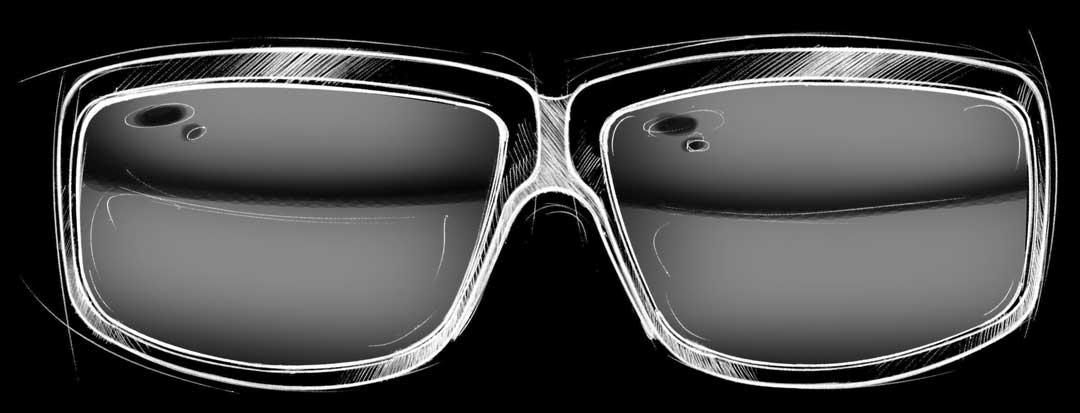 neue brillen in der mercedes benz collection von. Black Bedroom Furniture Sets. Home Design Ideas
