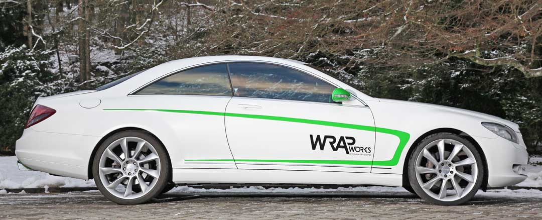 Mercedes-Benz-CL-car-wrapping-WRAPworks