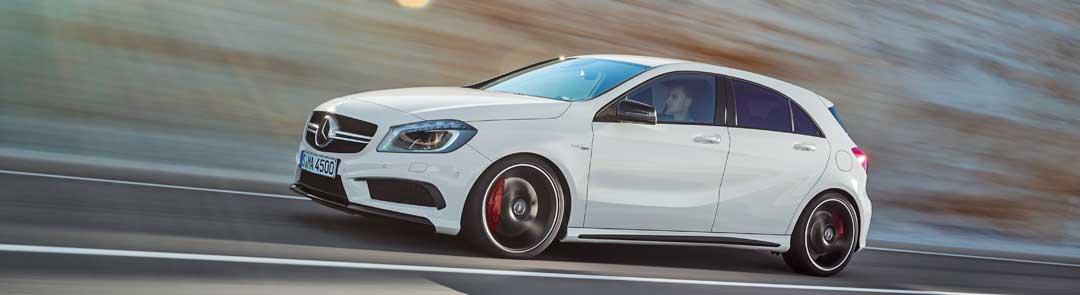 2013-Mercedes-Benz-A-45-AMG-Edition-1-Cirrusweiss-8-fahrbild