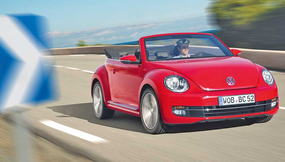 2013 vw beetle cabriolet ist das g nstigste cabrio von. Black Bedroom Furniture Sets. Home Design Ideas