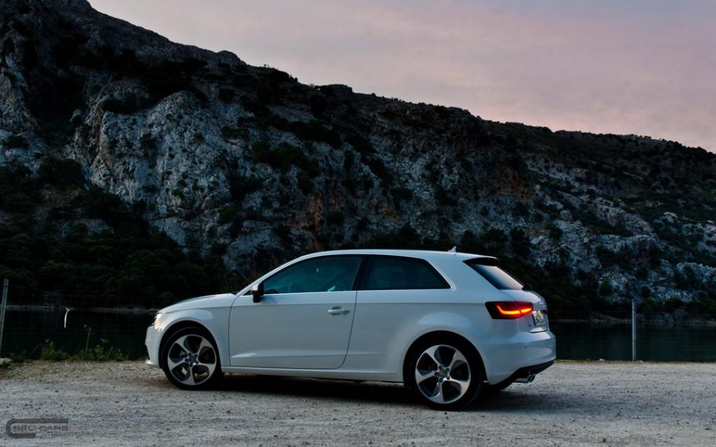 Von Ingolstadt nach Genf: Audi Efficiency Road Trip 2013 (#audirt13)