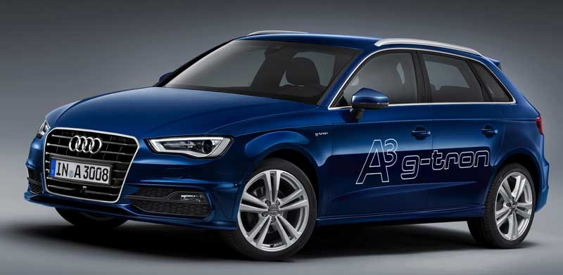 2013-audi-a3-sportback-g-tron-blau-vorne-links