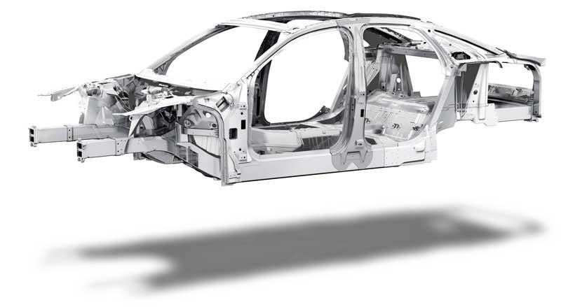 Audi-Aluminium-Karosserie