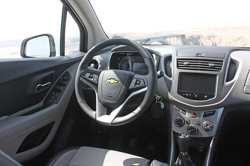 2013-Chevrolet-Trax-Interieur-Kroatien