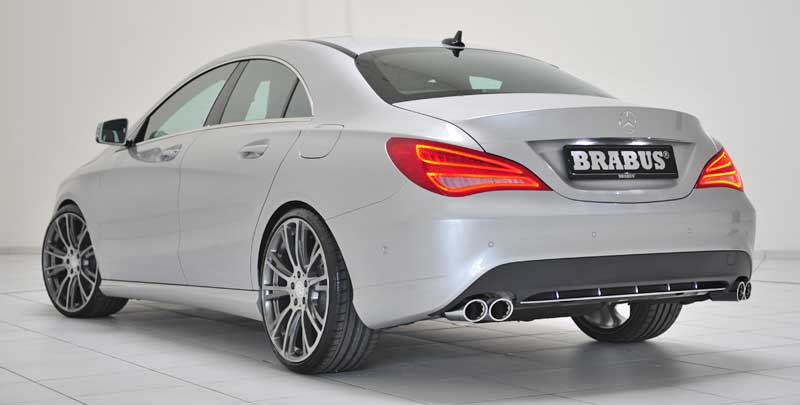 mercedes-benz-cla-tuning-brabus-silber-heck