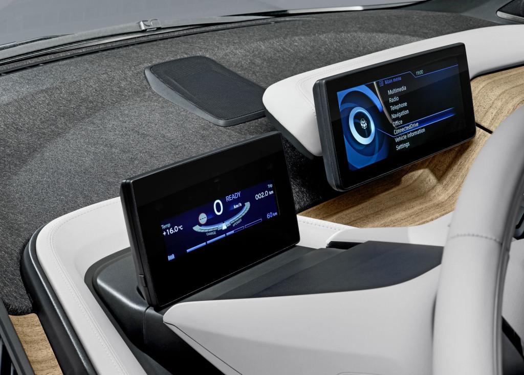 2013 bmw i3 gedanken nach der weltpremiere auto geil for Interieur i3