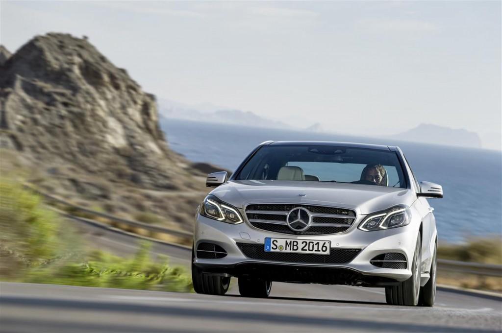 Mercedes-Benz E 350 (W 212) 2012