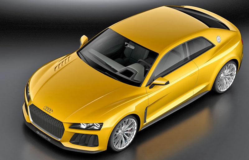 2013-Audi-Sport-quattro-concept-IAA-gelb-oben-links-vorne