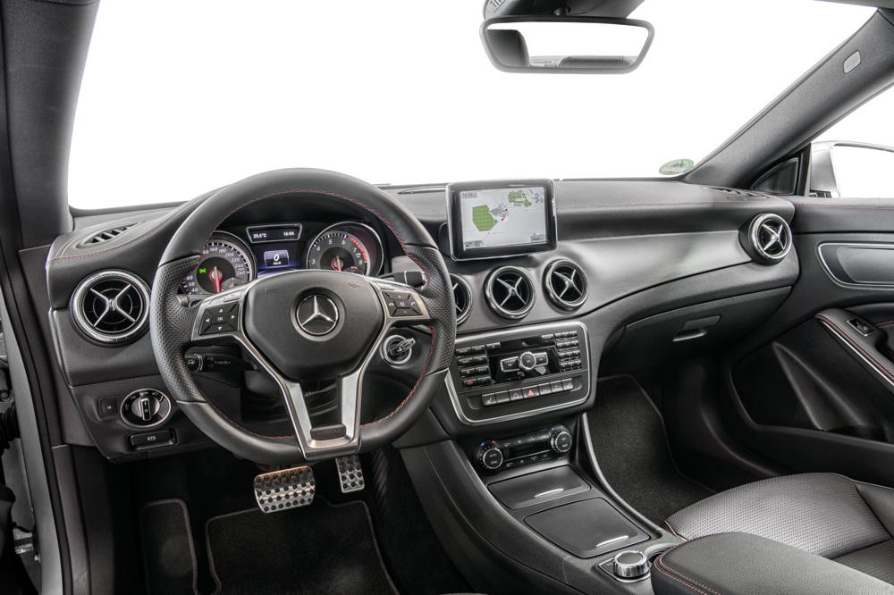 Iaa 2013 alle daten und fakten zum mercedes benz cla 250 for Mercedes benz cla 250 sport 2013