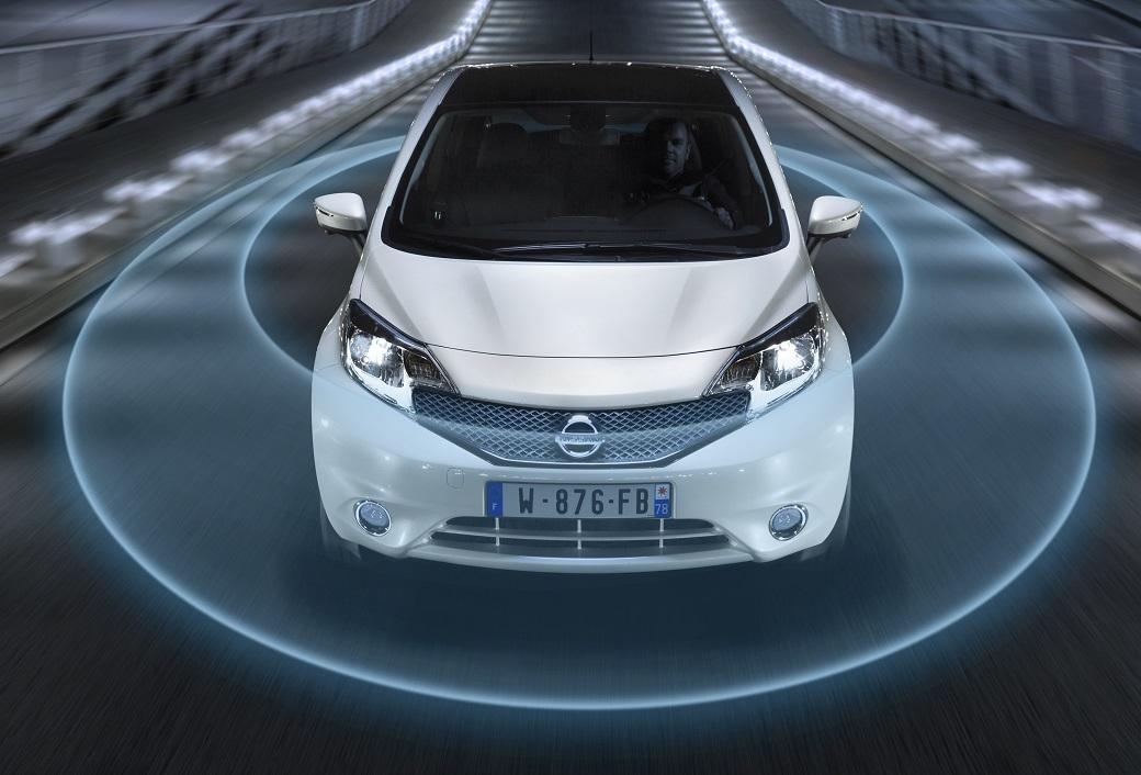 """nissan safety shield – das schutzschild für den minivan › """"auto .. geil"""""""