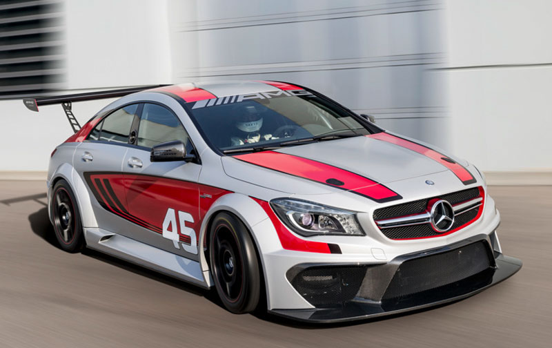 2013-Mercedes-Benz-CLA45AMG-Racing-Series-C117-font-action