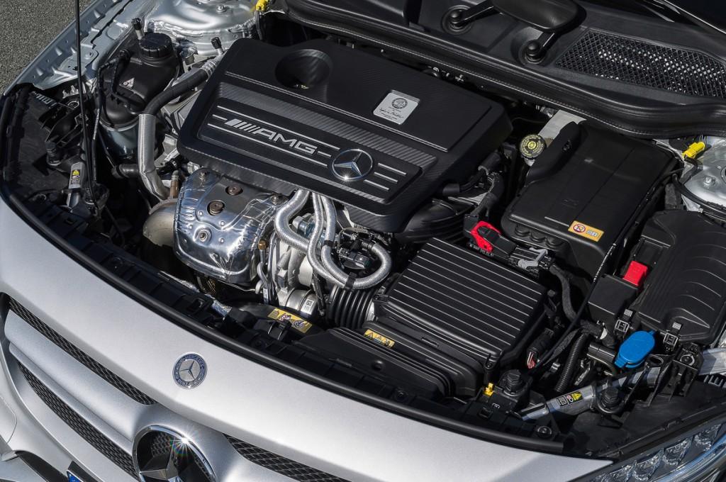 Mercedes-Benz GLA 45 AMG (X 156) 2013
