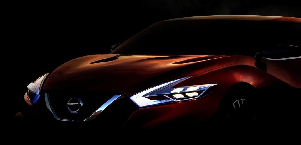 NAIAS-2014-Nissan-Sport-Sedan-Concept