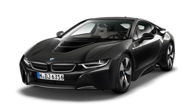 bmw-i8-schwarz