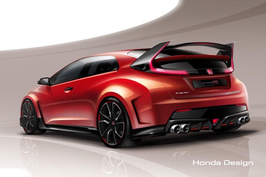 Genf-2014-Honda-Civic-Type-R-Concept