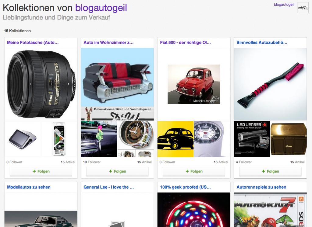ebay-Kollektionen-Fazit