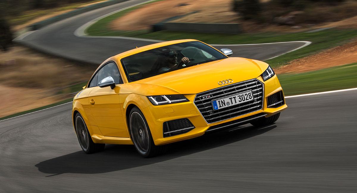 Markteinfuhrung Start Frei Fur Das Neue 2014 Audi Tt Coupe Auto
