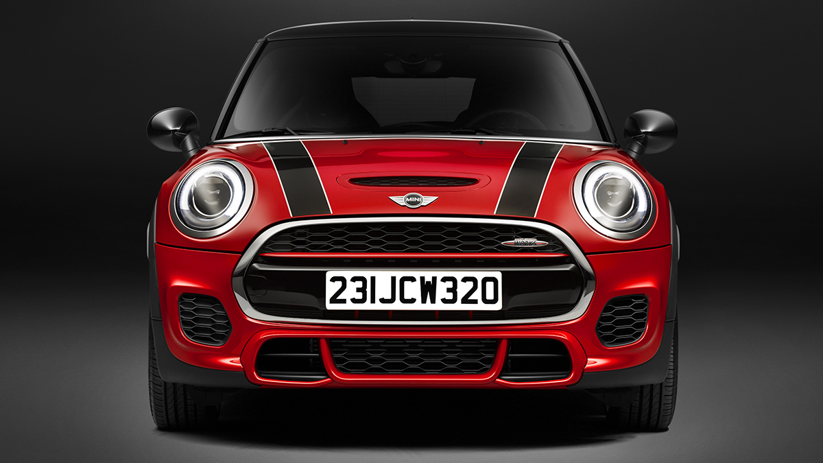 neue generation 2015 mini john cooper works auto geil. Black Bedroom Furniture Sets. Home Design Ideas