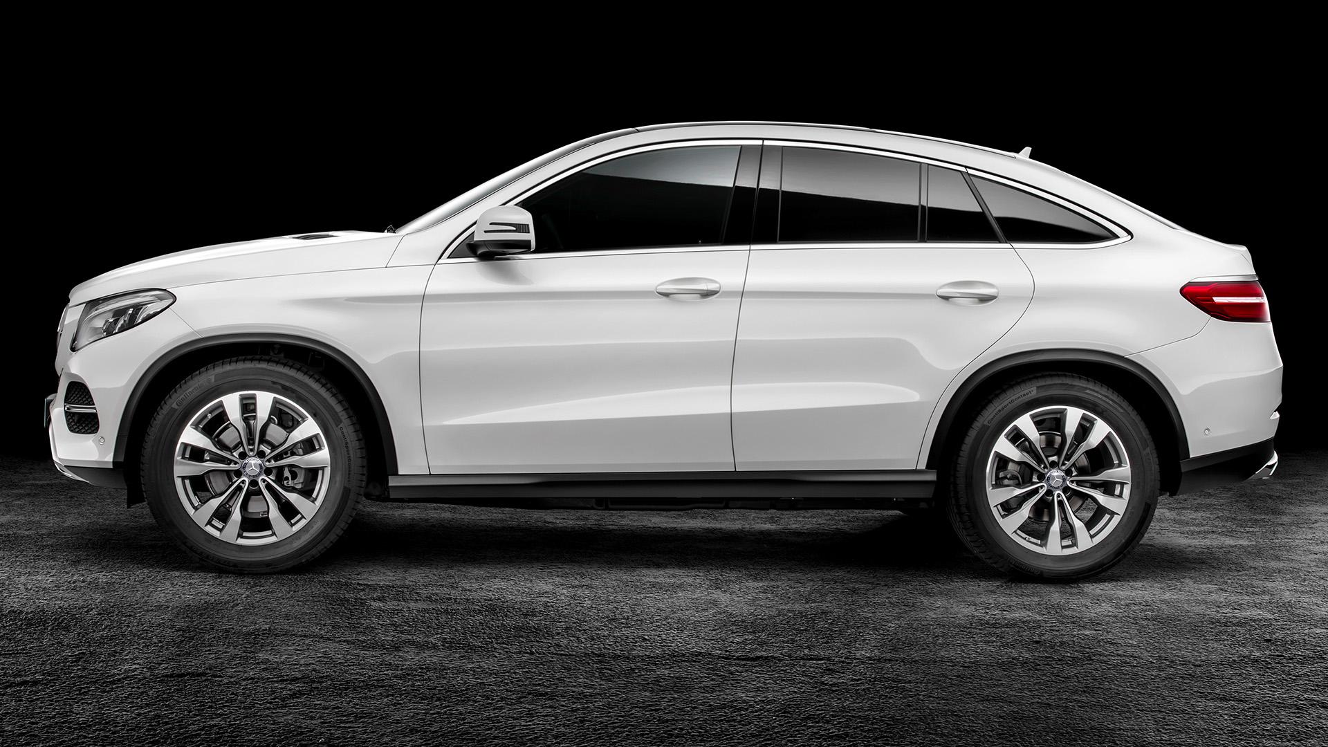 Der Neue Bmw X6 Von Mercedes Heisst Gle Coup 233 C292