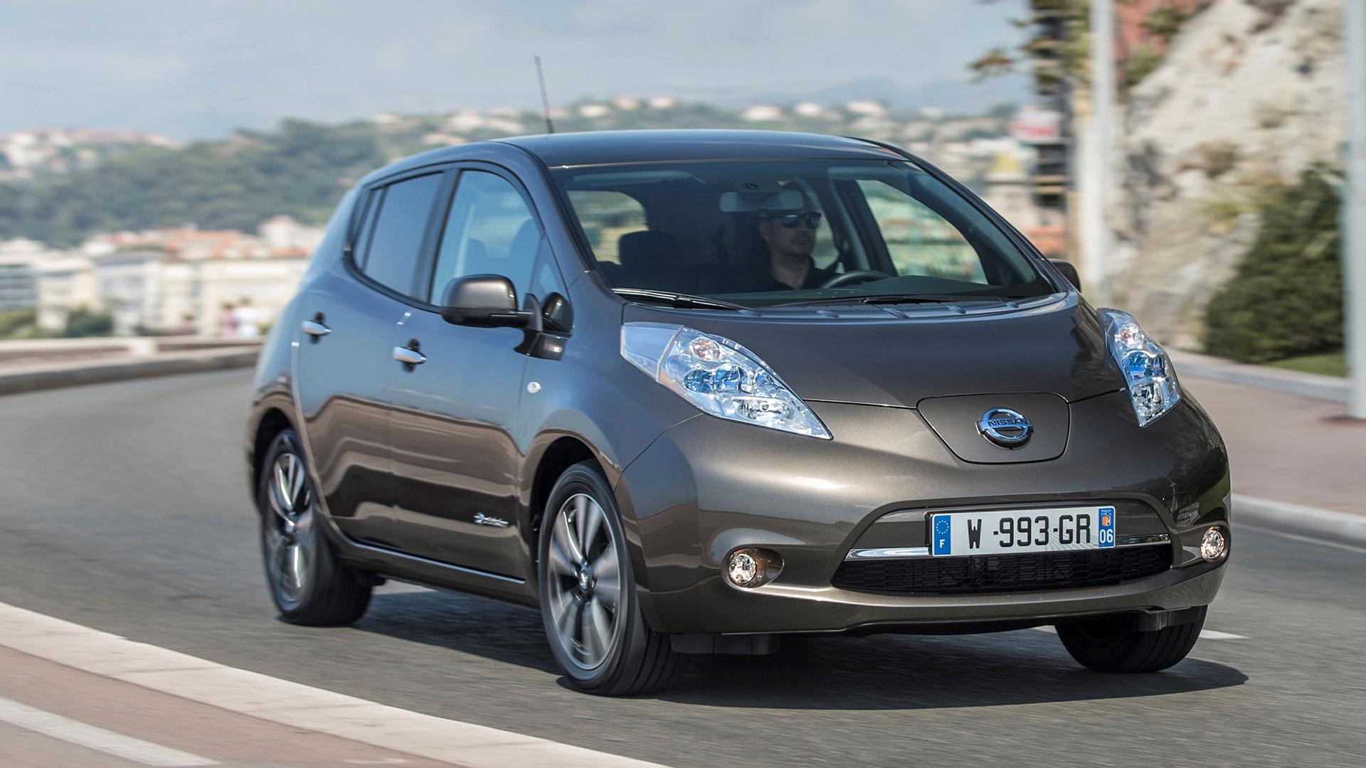 IAA 2015: Nissan Leaf ab 2016 mit 30 kWh Batterie und einer ...